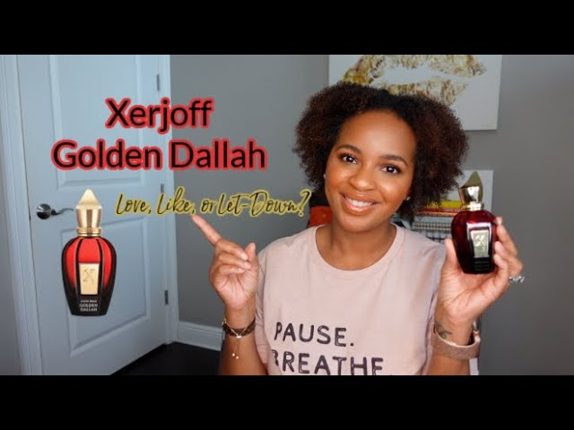Xerjoff Golden Dallah First Impression & Review | Love, Like, or Let-Down?