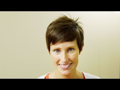 Women's Short Taper Cut Tutorial // How to Cut Women's Hair