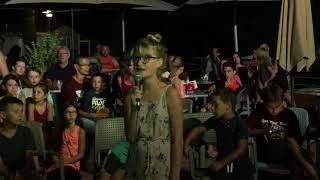 Flavie Hénouille camping les acacias Bellerive sur allier 16 août 2018