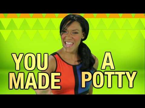 """SNOOKNUK- """"You Made A Potty"""" Potty Training Video"""