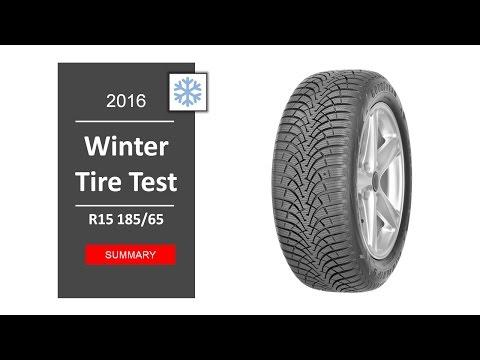 TOP 10 Best winter tires R15 2016