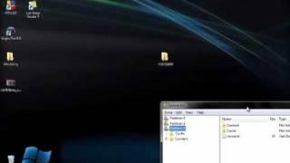 How To Put XeXMenu 1.1 On Your Hard Drive
