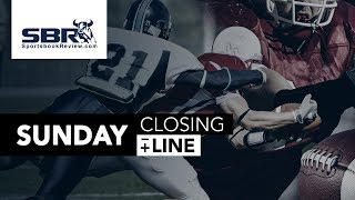 Week 6 Game Previews, Expert NFL Predictions, Live Betting Odds, Trends & Analysis | Closing Line
