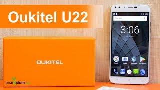 OUKITEL U22 – Обзор 4-х камерного смартфона за $69,99