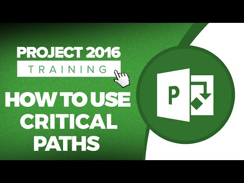 How to Use Critical Paths in Project 2016