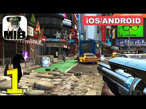 Men In Black Galaxy Defenders Gameplay (Android, IOS) - Part 1