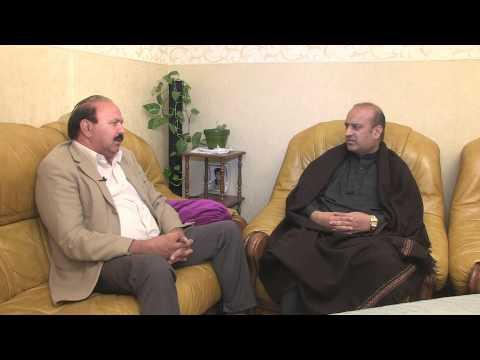Ch safdar barnali with muhammad ashraf gondal ex president PPP FRANCE