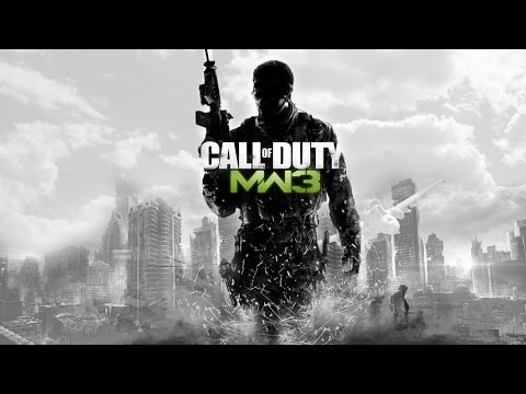 Call Of Duty Modern Warfare 3 - Game Movie