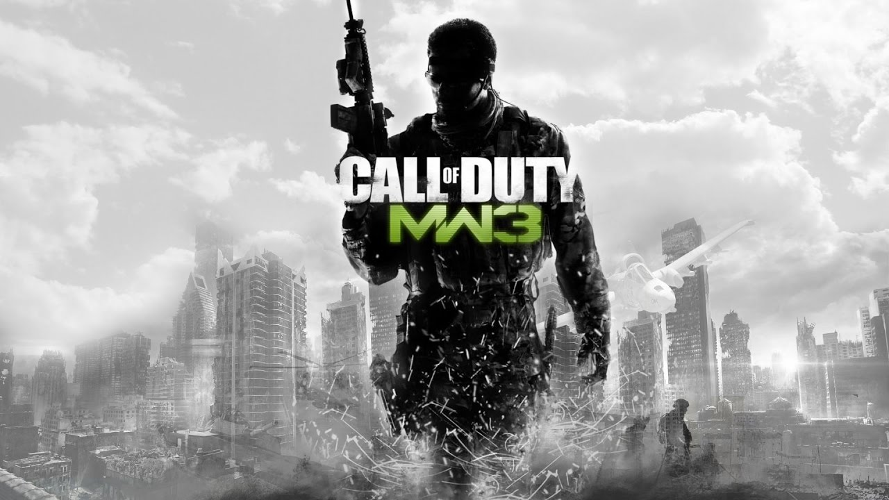 Call Of Duty Modern Warfare 3 - Game Movie - YouTube