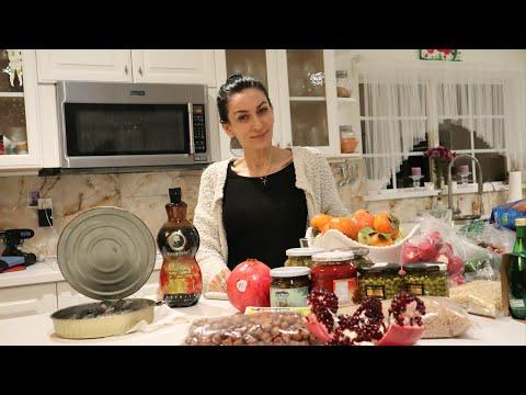 Продуктовый Шопинг из Армянского Магазина - Будет Хаш - Эгине - Семейный Влог - Heghineh Vlogs