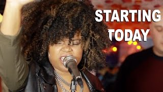 "JESSICA CHILDRESS - ""Starting Today"" (Live in West Hollywood, CA) #JAMINTHEVAN"
