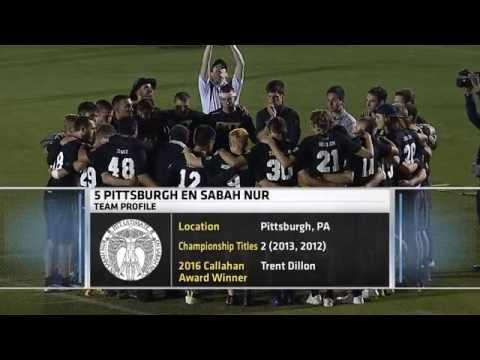 Pittsburgh v. Minnesota (2016 College Championships - Men's Semi)