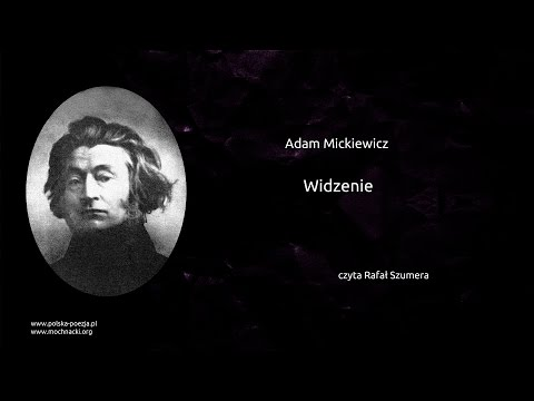 Adam Mickiewicz - Widzenie