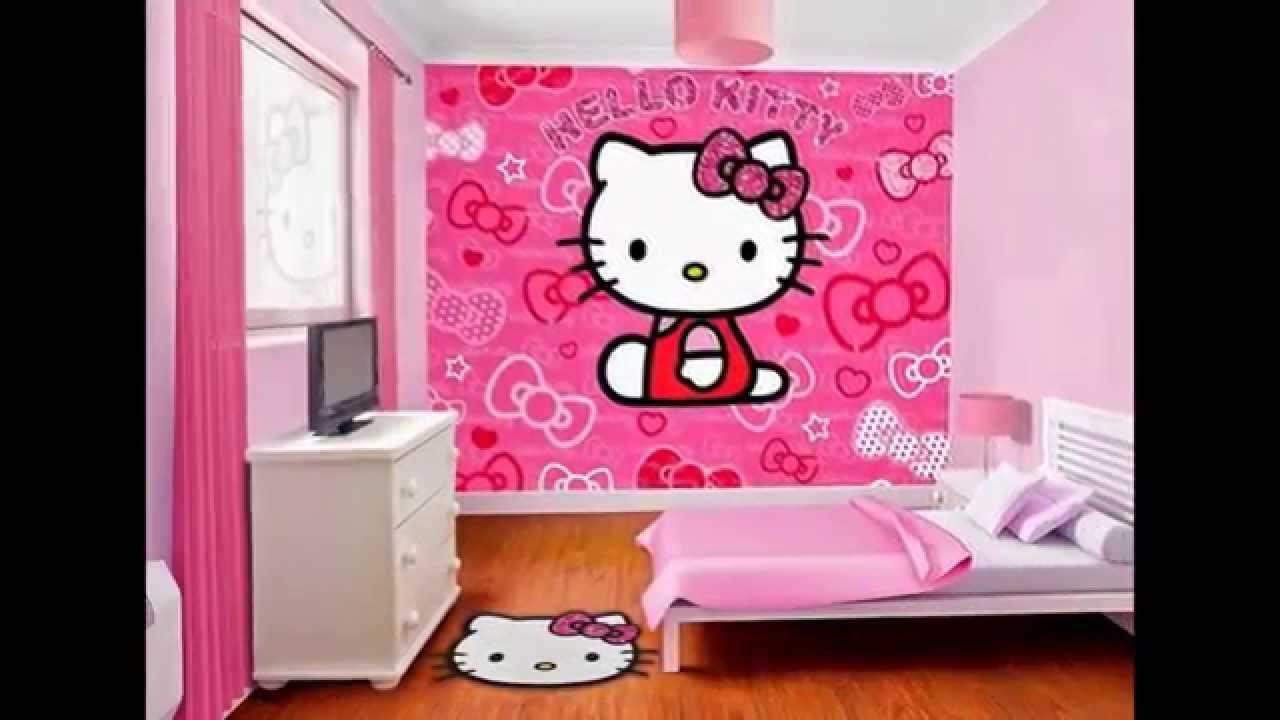 Jual Wallpaper Kamar Tidur Anak Call 081219643240 YouTube