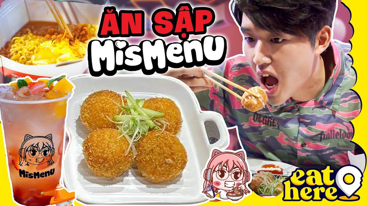 Ăn Sạch Bong Món Ngon Tại MisMenu   Bánh Gà Chiên Giòn Rụm Thơm Ngon   EAT HERE