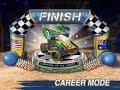 Dirt Trackin Sprint Cars | Car Games | GamePlay