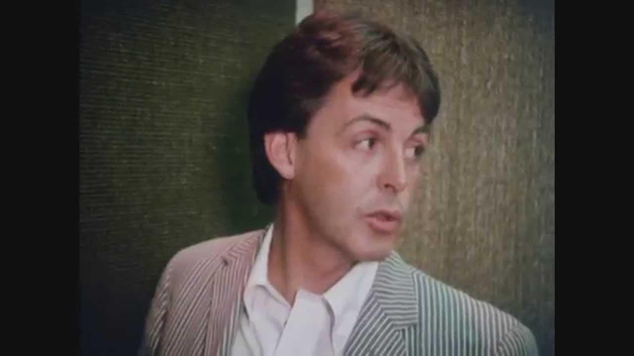 Paul McCartney Tug Of War Deluxe Edition DVD Teaser