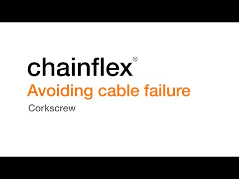 Avoiding Cable Failure - Corkscrew