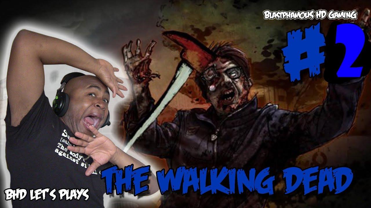 Download ►►UNWANTED HOUSE INTRUDER -Walking Dead Season 2 - Episode 2 Part 2