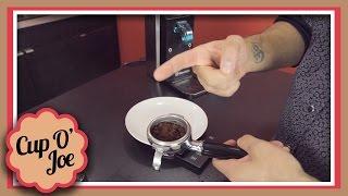 Experimental Espresso Extraction | Cup O' Joe thumbnail