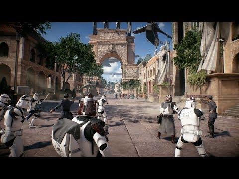 Star Wars Battlefront II Beta: Galactic Assault #1* (Republic) [1080 HD]