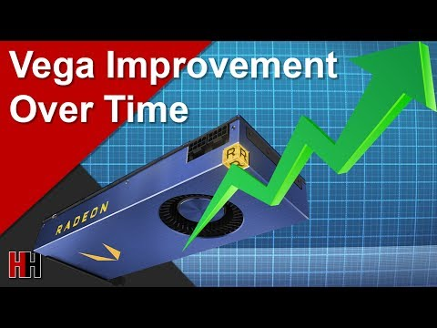 Vega Performance May Increase with Time