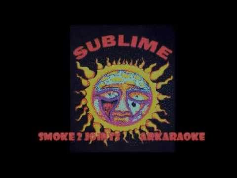 Smoke Two Joints - Sublime Karaoke