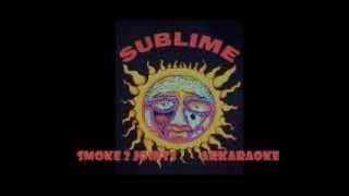 Smoke Two Joints - Sublime Karaoke