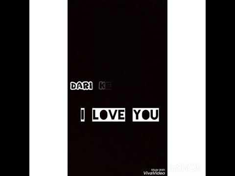 Aku rindu kamu 😥
