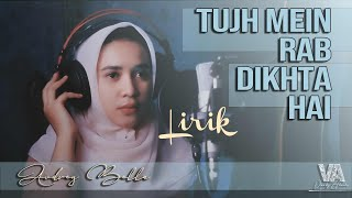 Tujhme Rab Dikhta Hai - Shreya Ghoshal (Cover) by Audrey Bella || Lyric II Indonesia II