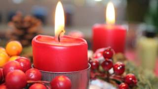Learn German Christmas Vocabulary ► die Kerze ⇔ candle ◄