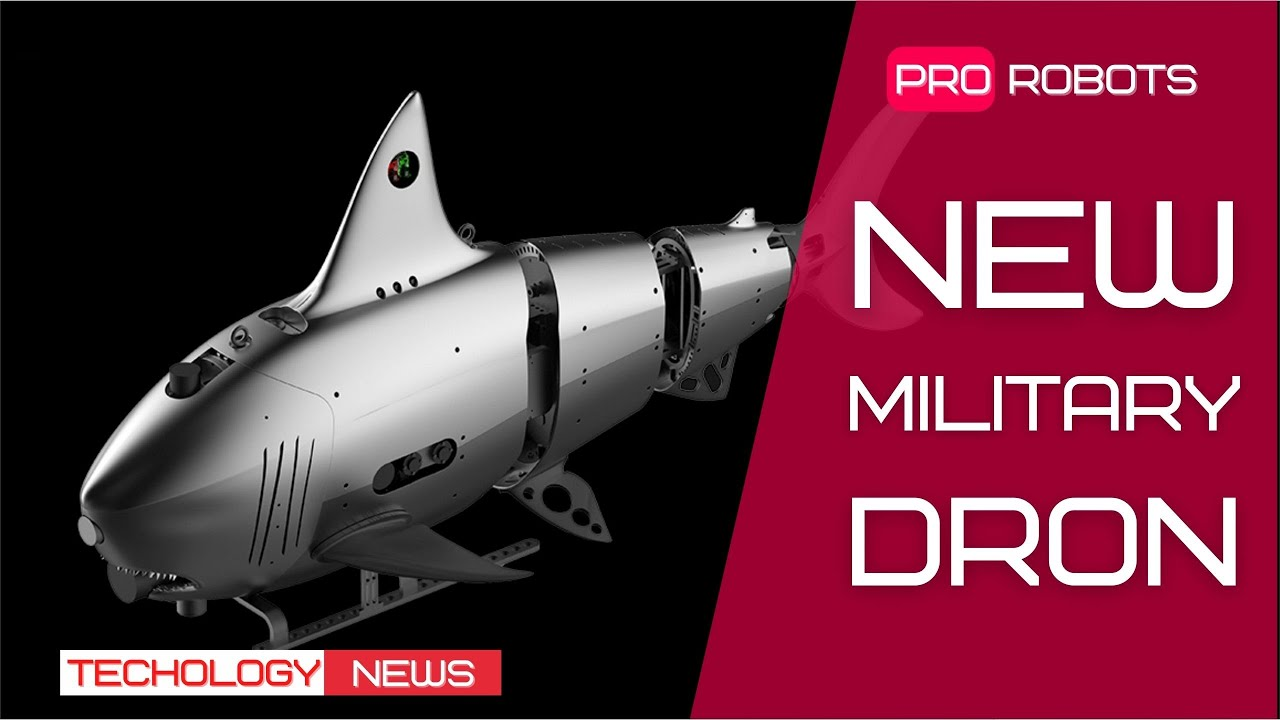 New military drone | Helicopter to fly to Mars | High-Tech News