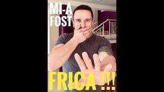 Cine m-a ajutat sa imi inving FRICA? Vlog_99+3
