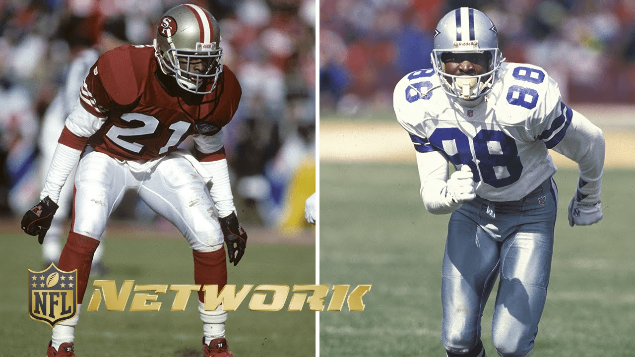 big sale 3d0b4 92d03 1994 NFC Championship Game: The No Call - Deion Sanders vs. Michael Irvin |  NFL Network