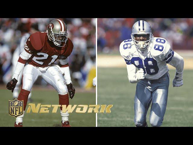 12c4276f5ae 1994 NFC Championship Game: The No Call - Deion Sanders vs. Michael ...
