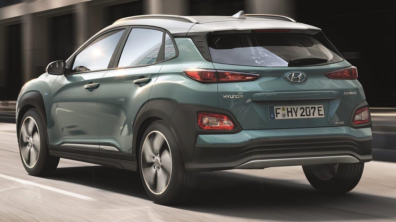2019 Hyundai KONA Electric - interior Exterior and Drive - Dauer: 8 Minuten, 38 Sekunden