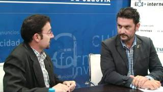 En directo con José Luis Vázquez, alcalde del Real Sitio de San Ildefonso