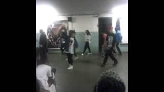 dança de Hip Hop em festa de 15 anos !