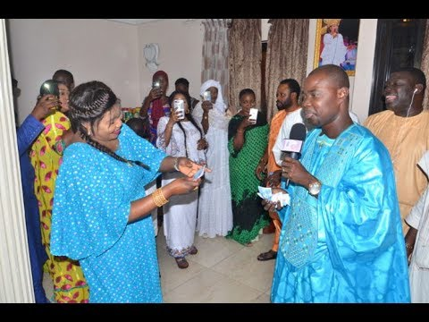 Cheikh Diop Mbaye explose l'anniversaire de Fatou Guewel Diouf....