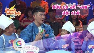 Trấn Thành bất ngờ đuổi Will về nhà ngừng thi đấu | NHANH NHƯ CHỚP NHÍ - Tập 10