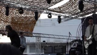 Iceage - Abundant Living (live @ Plissken Festival 2015, Athens)