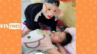 Funny videos 2019 ✦ Funny pranks try not to laugh challenge P116