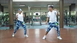Zumba A Lalala Long Bob Marley Choreo By Yp J
