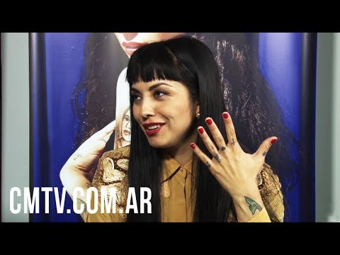Mon Laferte - Entrevista Argentina 2017