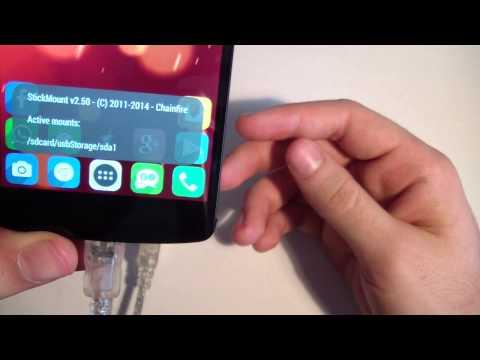 Android: Collegare Una Chiavetta USB Al Vostro SmartPhone Tramite OTG