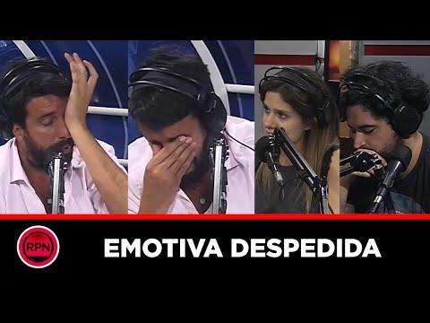 ¡¡La EMOTIVA Despedida De Flavio Azzaro Que Hizo LLORAR A Todos!!