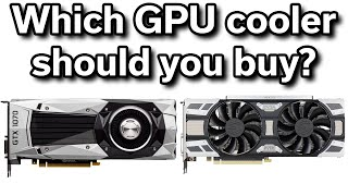 Blower vs Open-Air - Which one should you buy? - GPU Cooling Comparison