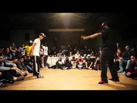 LTDT - Popping Final Battle - Arjay (Gipsy) vs Lemzo (FR)