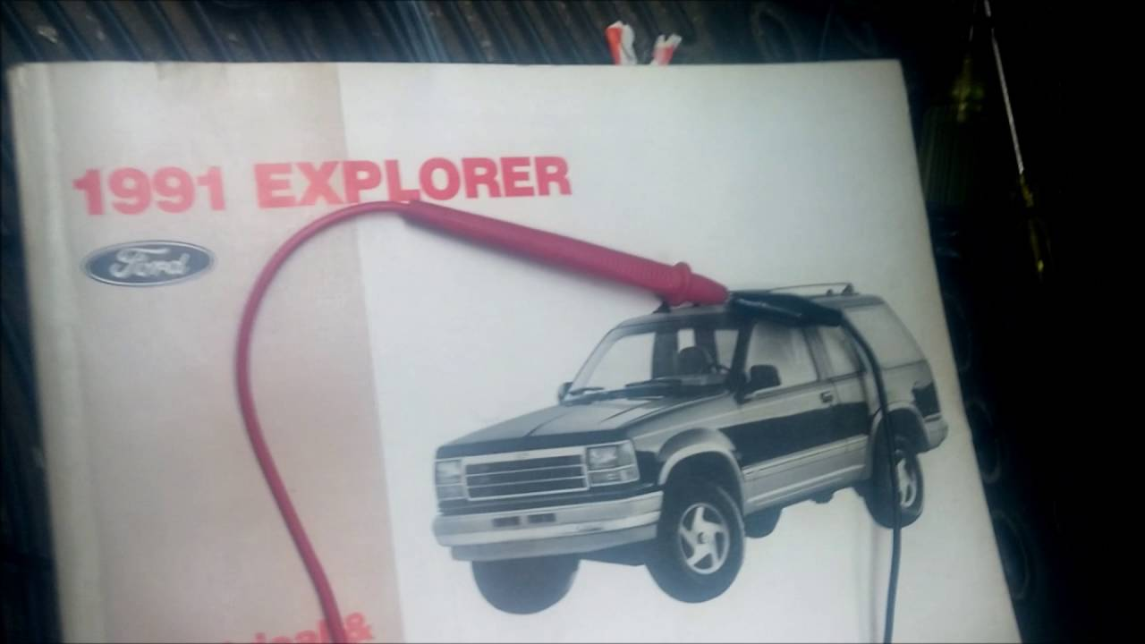 1991 explorer a4ld transmission shift solenoid testing youtube ford 4r44e transmission diagram a4ld solenoid wiring diagram [ 1280 x 720 Pixel ]
