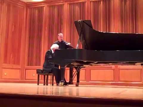 Concert of Sergei Rachmaninoff by Vladimir Tropp 1